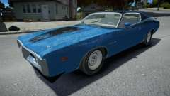 Dodge Charger 1971 Super Bee para GTA 4