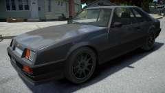 Uranus Custom para GTA 4