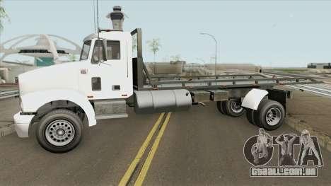 MTL Flatbed GTA V para GTA San Andreas