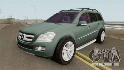 Mercedes-Benz GLK HQ para GTA San Andreas