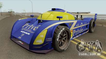 Bentley Privee KENZO Asset Shiden Super GT para GTA San Andreas