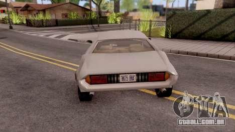 Hellenbach GT from GTA LCS para GTA San Andreas