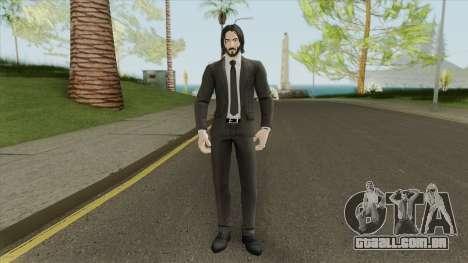 John Wick (2.0) para GTA San Andreas