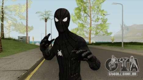 Spider-Man Symbiote para GTA San Andreas