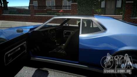 Schyster Deviant Stock para GTA 4