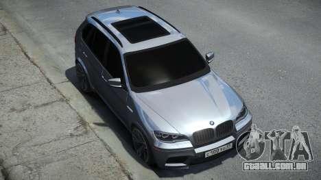 BMW X5M para GTA 4