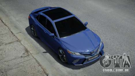 Toyota Camry XSE para GTA 4