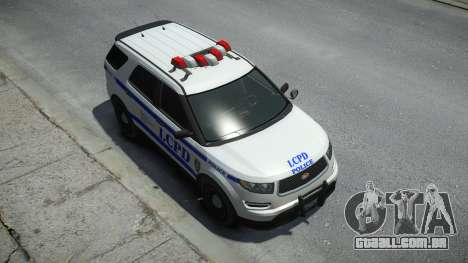 Vapid Interceptor Police para GTA 4