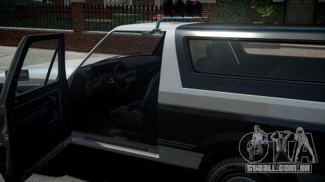 Vapid Riata Sport Retro para GTA 4