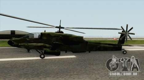 New Hunter para GTA San Andreas
