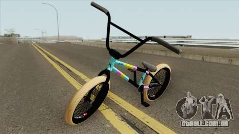 BMX AB2 YT para GTA San Andreas