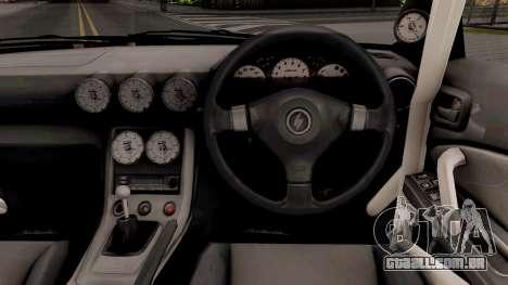 Nissan Silvia S15 Itasha Long Island Azur Lane para GTA San Andreas