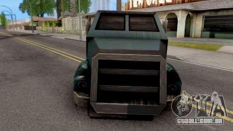Securicar from GTA LCS para GTA San Andreas