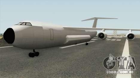 Improved Andromada para GTA San Andreas