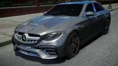 Mercedes-Benz E63 W213 AMG para GTA 4