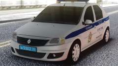 Renault Logan Moi para GTA San Andreas