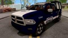 Dodge Ram 2500 Police IVF para GTA San Andreas