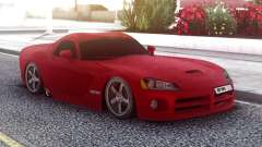 Dodge Viper SRT-10 Red para GTA San Andreas