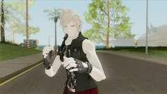 Prompto (Final Fantasy XV) para GTA San Andreas