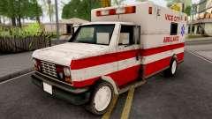 Ambulance from GTA VCS