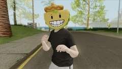 GTA Online Skin V4 para GTA San Andreas