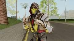 Scorpion V2 (Mortal Kombat 11) para GTA San Andreas