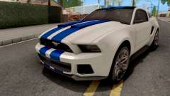 Ford Mustang NFS Movie