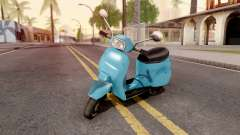 Faggio from GTA VCS para GTA San Andreas