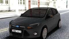 Ford Focus Hatchback 2014 para GTA San Andreas