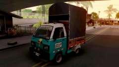 Suzuki Carry Con Estacas