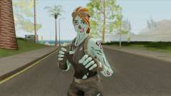 Ghoul Trooper Female From Fortnite para GTA San Andreas