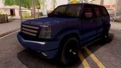 Albany Cavalcade Custom Model para GTA San Andreas