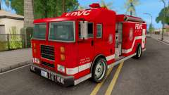 Firetruck from GTA VCS para GTA San Andreas