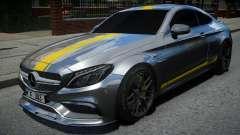 Mercedes-Benz C63 S AMG