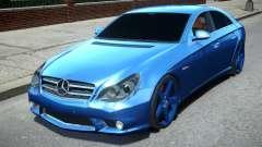 Mercedes-Benz CLS 63 AMG W219