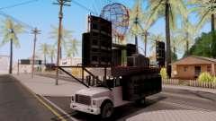 GTA V Vapid Festival Bus para GTA San Andreas