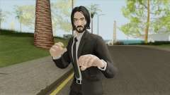 John Wick From Fortnite HQ para GTA San Andreas
