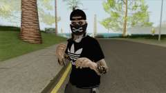 Skin Random From GTA ONLINE para GTA San Andreas