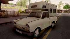 Trabant 1.1 Wohmobil para GTA San Andreas