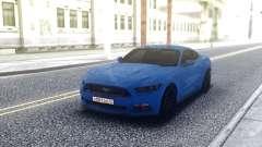 Ford Mustang 2015 para GTA San Andreas