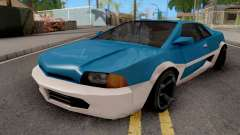 V8 Ghost from GTA LCS para GTA San Andreas