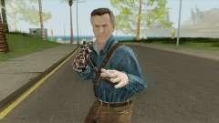 Ash Williams (The Evil Dead) para GTA San Andreas