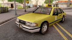 Taxi from GTA 3 para GTA San Andreas