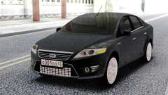Ford Mondeo Sedan Black para GTA San Andreas