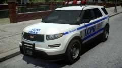 Vapid Interceptor Police