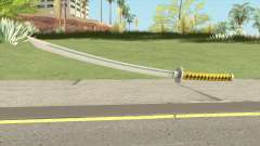 Scorpion Weapon para GTA San Andreas