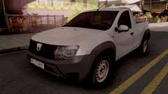 Dacia Duster Pickup 2017