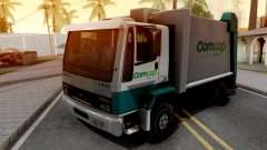 Ford Cargo 1415 Trash Prefecture SA Style para GTA San Andreas