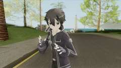 Kirito V1 (Sword Art Online) para GTA San Andreas