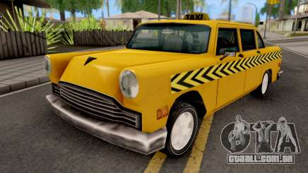 Cabbie from GTA VCS para GTA San Andreas